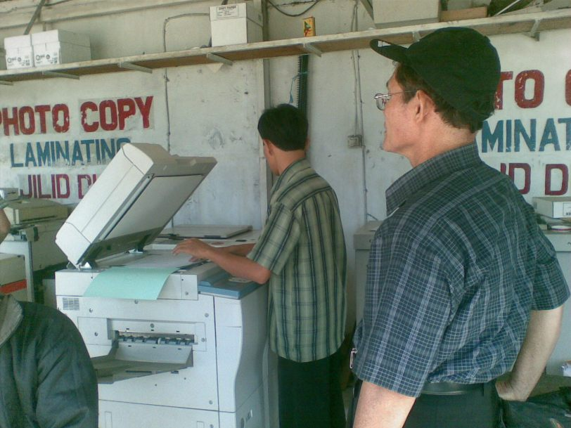 Foto Copy Berkas Persyaratan Balik Nama Rekening Listrik